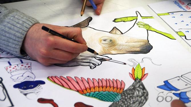 Escola D Art El Lugar Donde Reside La Creatividad Pagina